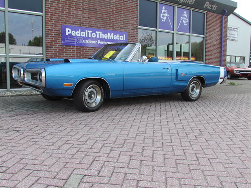 1970 Coronet RT 440 Convertible restored and no.match ! For Sale (picture 3 of 6)
