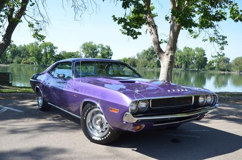 1970 Dodge Challenger 383 R/T Automatic For Sale (picture 1 of 6)
