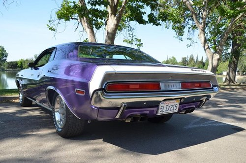 1970 Dodge Challenger 383 R/T Automatic For Sale (picture 3 of 6)