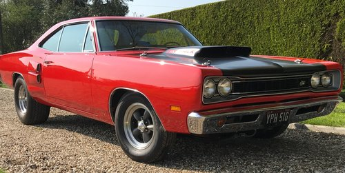 1969 Dodge Coronet A12 M Code Superbee 691/2 MY. Genuine A12 Pack For Sale (picture 1 of 6)