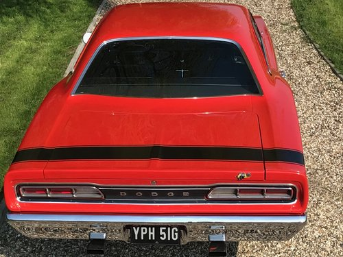 1969 Dodge Coronet A12 M Code Superbee 691/2 MY. Genuine A12 Pack For Sale (picture 2 of 6)