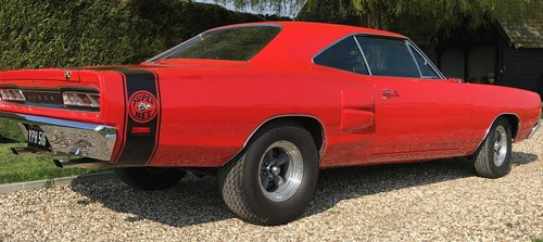 1969 Dodge Coronet A12 M Code Superbee 691/2 MY. Genuine A12 Pack For Sale (picture 3 of 6)