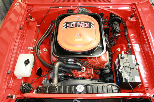 1969 Dodge Coronet A12 M Code Superbee 691/2 MY. Genuine A12 Pack For Sale (picture 4 of 6)