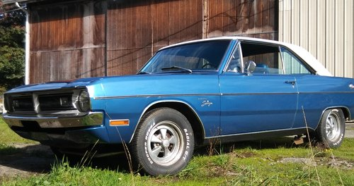 1971 Dodge Dart Swinger 318 Highly Optioned Performance Car For Sale (picture 2 of 6)