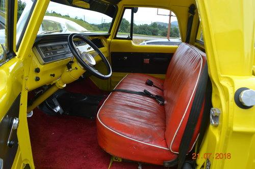 1971 Dodge D100 side step V8 For Sale (picture 2 of 6)
