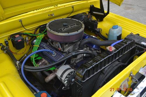 1971 Dodge D100 side step V8 For Sale (picture 5 of 6)