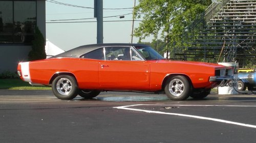 1969 Dodge Charger 2DR For Sale (picture 1 of 6)