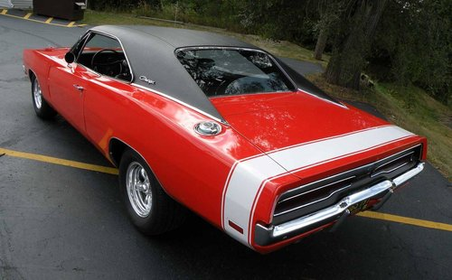 1969 Dodge Charger 2DR For Sale (picture 3 of 6)