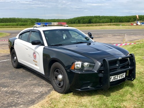 2013 Police Dodge Charger 5.7 HEMI SOLD (picture 1 of 6)