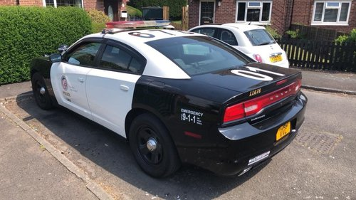 2013 Police Dodge Charger 5.7 HEMI SOLD (picture 2 of 6)