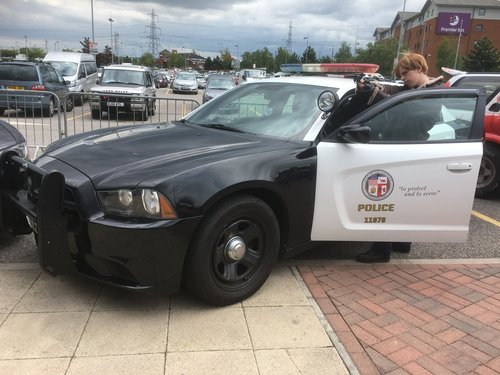 2013 Police Dodge Charger 5.7 HEMI SOLD (picture 4 of 6)