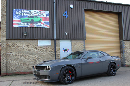 2018 Dodge Challenger Hellcat For Sale (picture 1 of 6)