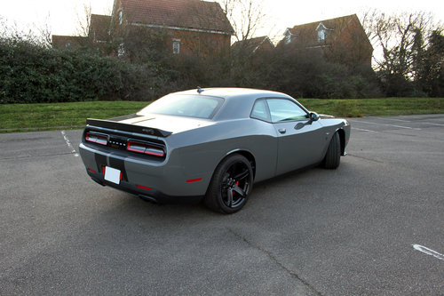 2018 Dodge Challenger Hellcat For Sale (picture 4 of 6)