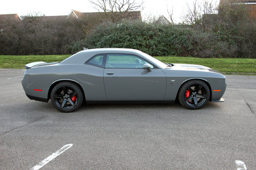 2018 Dodge Challenger Hellcat For Sale (picture 5 of 6)