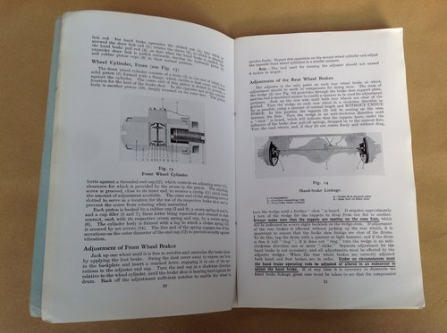 Dodge 2/3 5 & 6 Ton Truck Handbook  For Sale (picture 2 of 2)