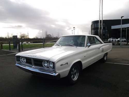 1966 Coronet 500 coupe V8, Automatic, Mopar, Coupe, Power Steerin SOLD (picture 1 of 6)
