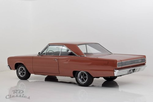 1967 Dodge Coronet 500 2D Hardtop For Sale (picture 1 of 6)