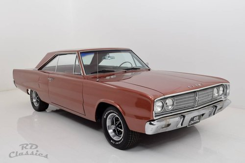 1967 Dodge Coronet 500 2D Hardtop For Sale (picture 2 of 6)