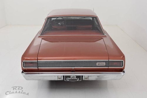 1967 Dodge Coronet 500 2D Hardtop For Sale (picture 3 of 6)