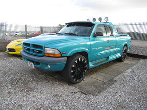 1997 DODGE DAKOTA SPORT 5.2 LITRE 5 SPEED MANUAL 28,000 MILE SOLD