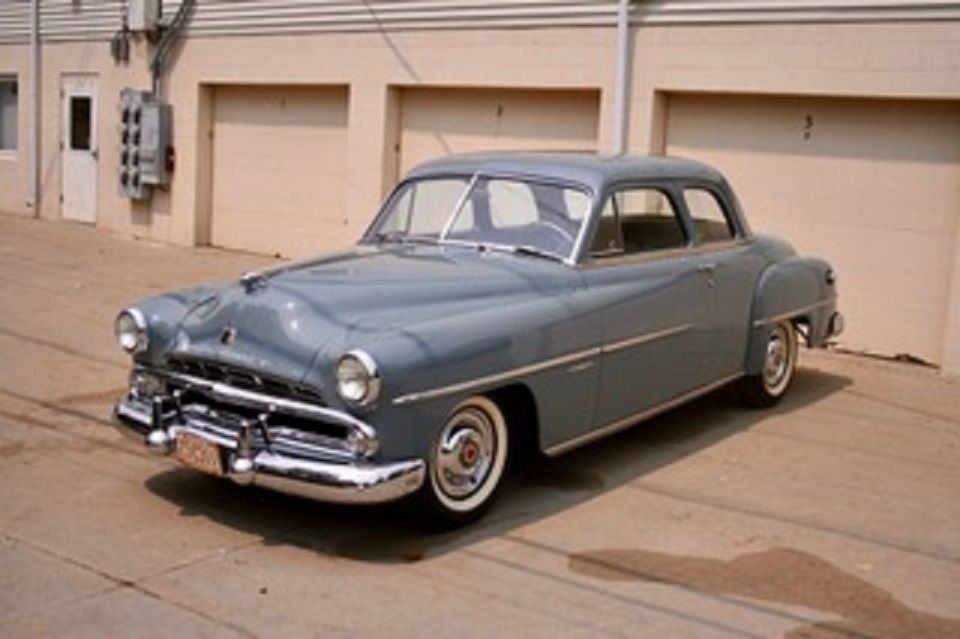 1951 Dodge Coronet Club Coupe For Sale (picture 1 of 6)