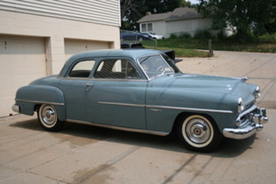1951 Dodge Coronet Club Coupe For Sale (picture 2 of 6)