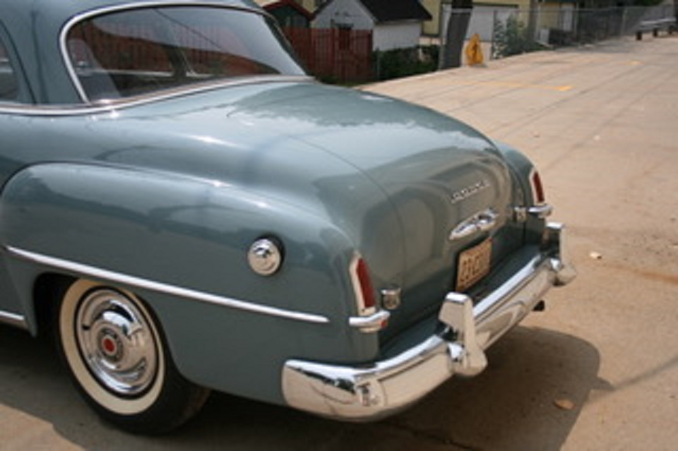1951 Dodge Coronet Club Coupe For Sale (picture 3 of 6)