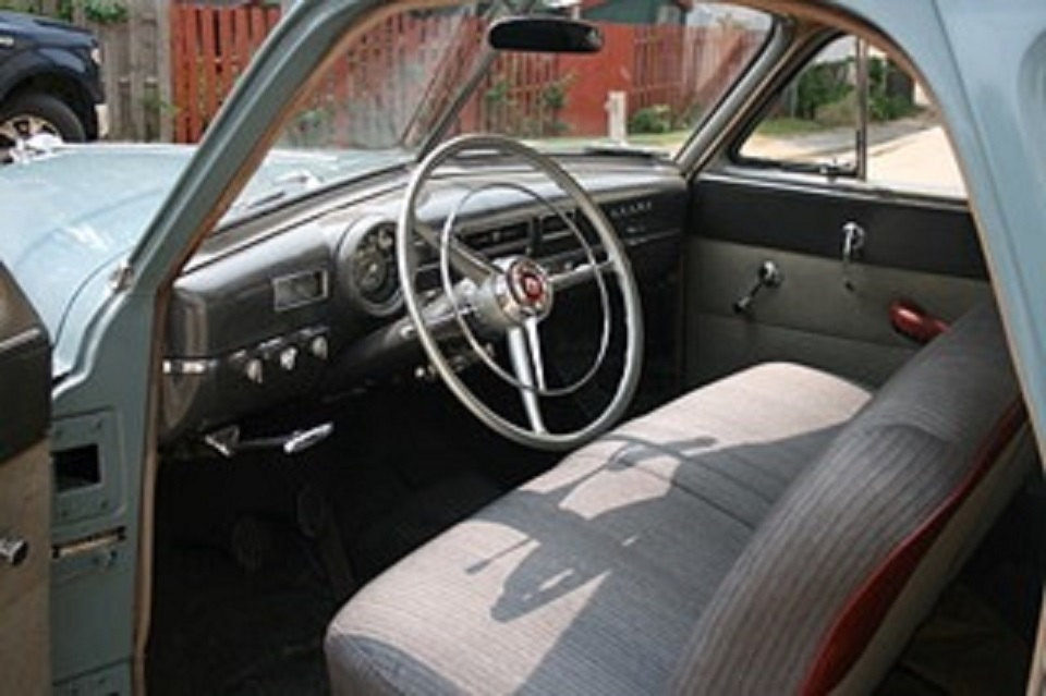 1951 Dodge Coronet Club Coupe For Sale (picture 4 of 6)