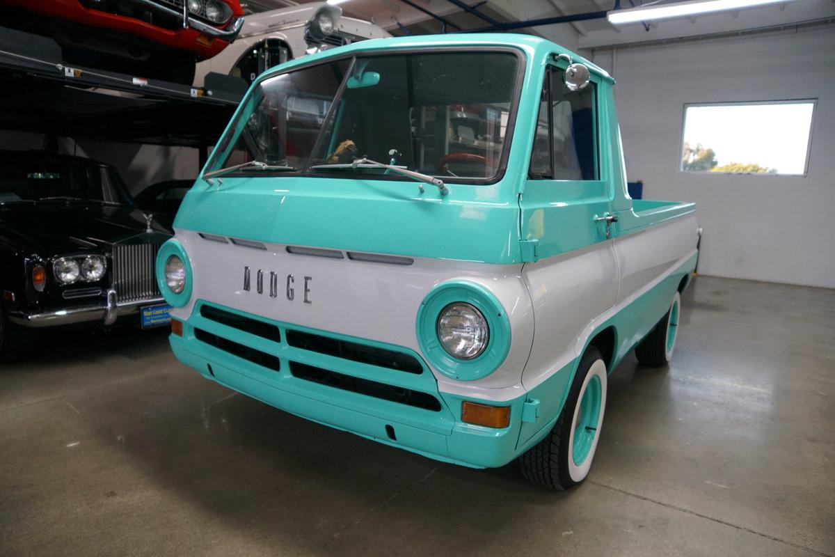 1964 Dodge A100 5.7L Hemi V8 Custom Pick Up  SOLD (picture 1 of 6)