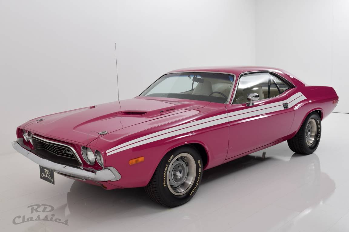 1972 Dodge Challenger 2D Hardtop For Sale (picture 3 of 6)