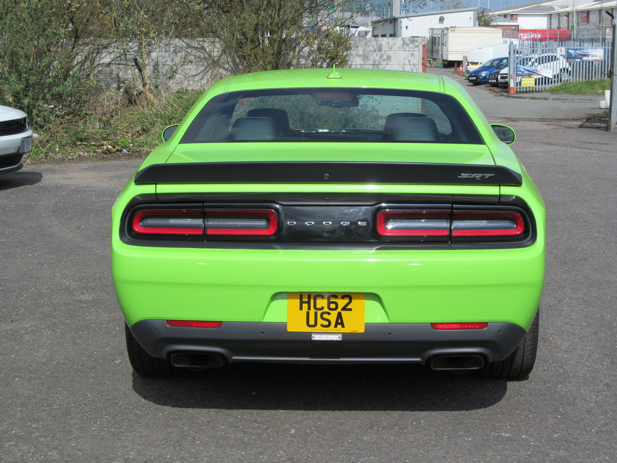 2015 Dodge Challenger 6.2L hellcat SOLD (picture 3 of 6)