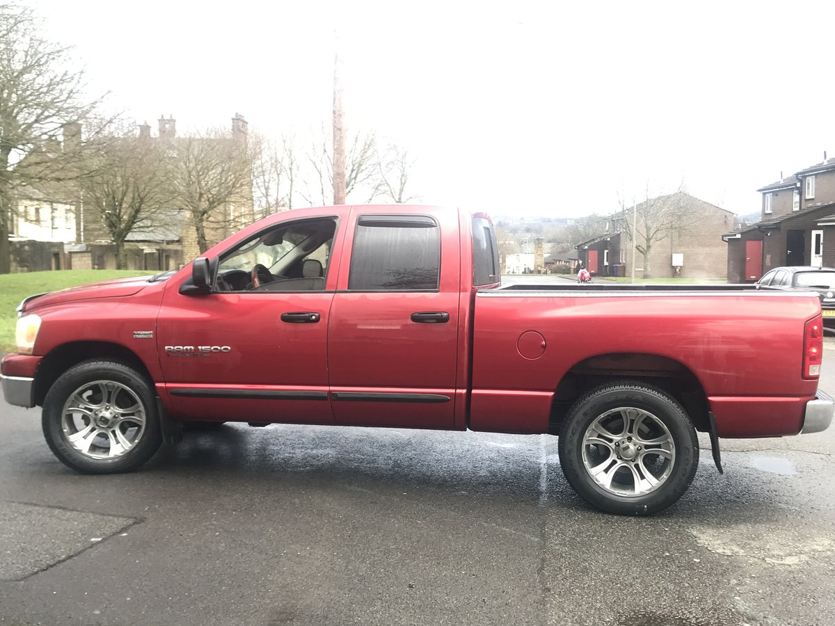 2006 DODGE RAM 1500 5.7 HEMI PICKUP For Sale (picture 2 of 6)