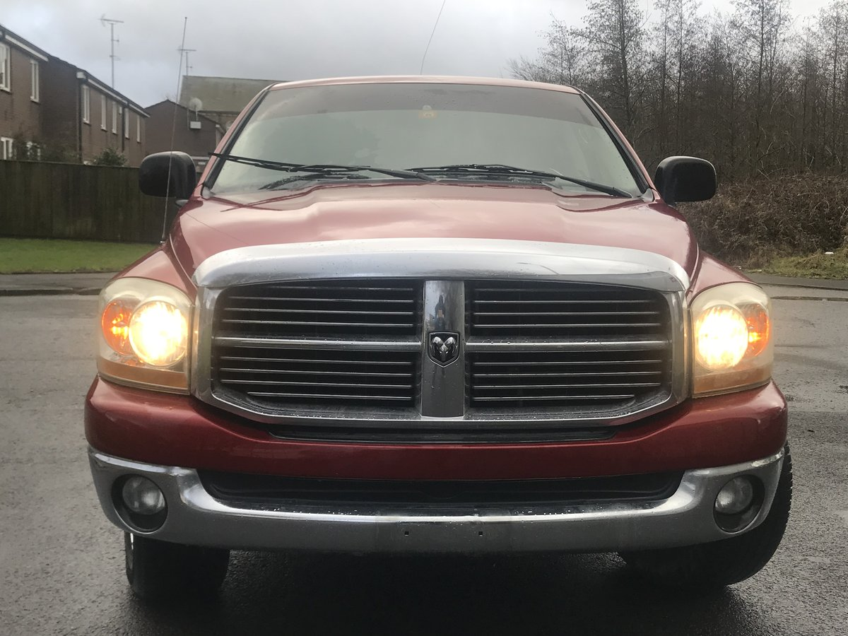 2006 DODGE RAM 1500 5.7 HEMI PICKUP For Sale (picture 3 of 6)