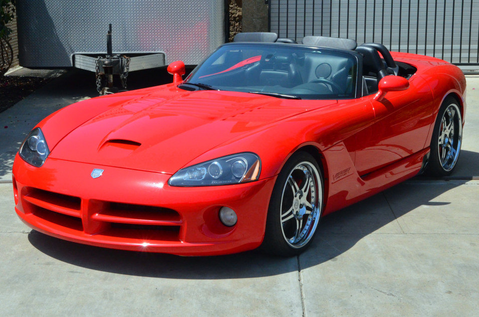 2005 Dodge Viper Roadster = Faster Mods 850-HP  $80k For Sale (picture 1 of 6)