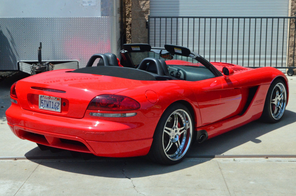 2005 Dodge Viper Roadster = Faster Mods 850-HP  $80k For Sale (picture 2 of 6)