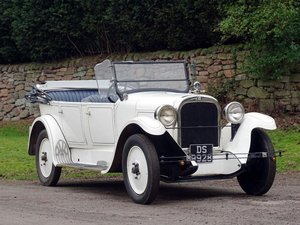 1926 Dodge Brothers Series 116 Tourer For Sale by Auction