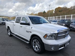 2016 DODGE RAM 1500 LARAMIE 3.0 V6 DIESEL 4X4 CREW-CAB For Sale