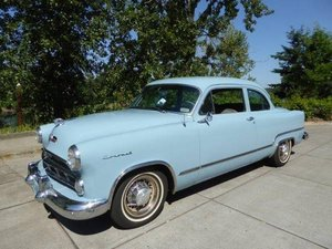 1953 Dodge Coronet Club Coupe = 241 Hemi V-8 auto $14.5k For Sale
