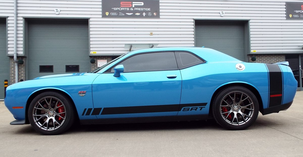 2015 Dodge Challenger 6.4 Hemi V8 Manual SRT 392 For Sale (picture 2 of 6)