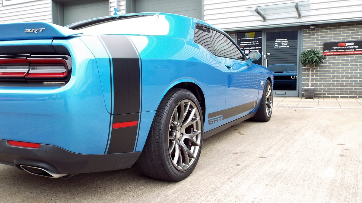 2015 Dodge Challenger 6.4 Hemi V8 Manual SRT 392 For Sale (picture 5 of 6)