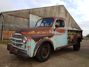 1948 Dodge B1D Pickup Truck Simple Project For Sale