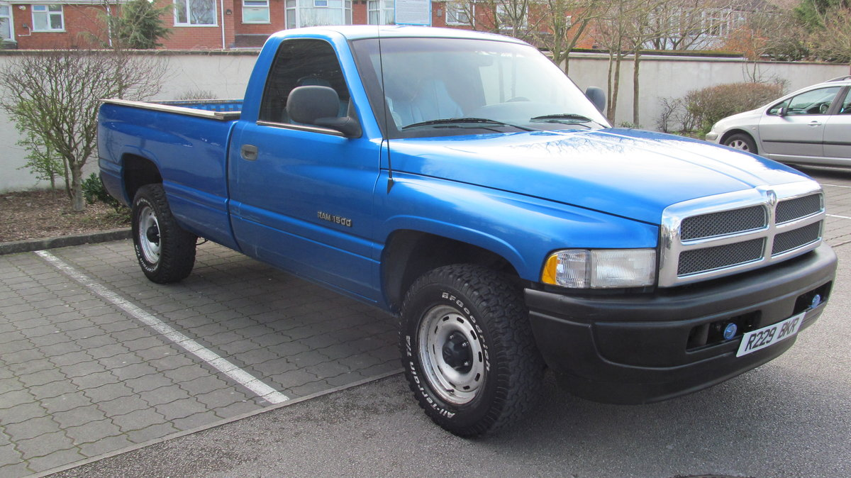 1998 Great Low Mileage Fleet Spec RAM 1500 LWB For Sale (picture 1 of 6)