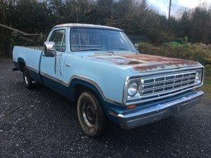1974 Dodge 360 v8  For Sale