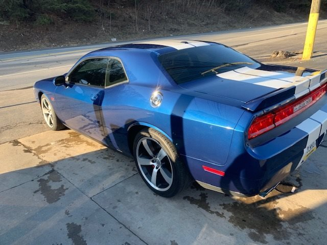 2011 Dodge Challenger SRT8 (Wilkes-Barre, PA) $32,500 obo For Sale (picture 3 of 6)