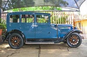 1927 Dodge six sedan