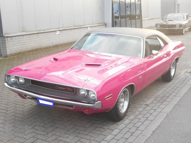 1970 DODGE CHALLENGER R/T 440 SIX PACK TRIBUTE For Sale (picture 1 of 6)