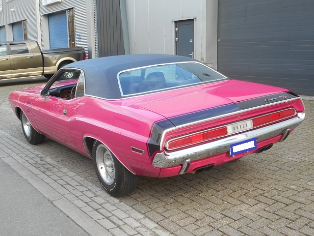 1970 DODGE CHALLENGER R/T 440 SIX PACK TRIBUTE For Sale (picture 2 of 6)