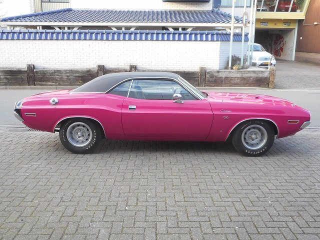 1970 DODGE CHALLENGER R/T 440 SIX PACK TRIBUTE For Sale (picture 6 of 6)