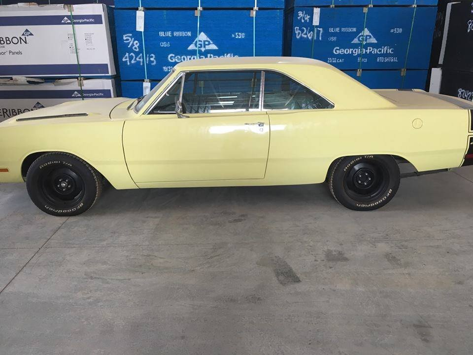 1969 Dodge Dart Swinger Clone (Perry, NY) $27,500 obo For Sale (picture 1 of 6)
