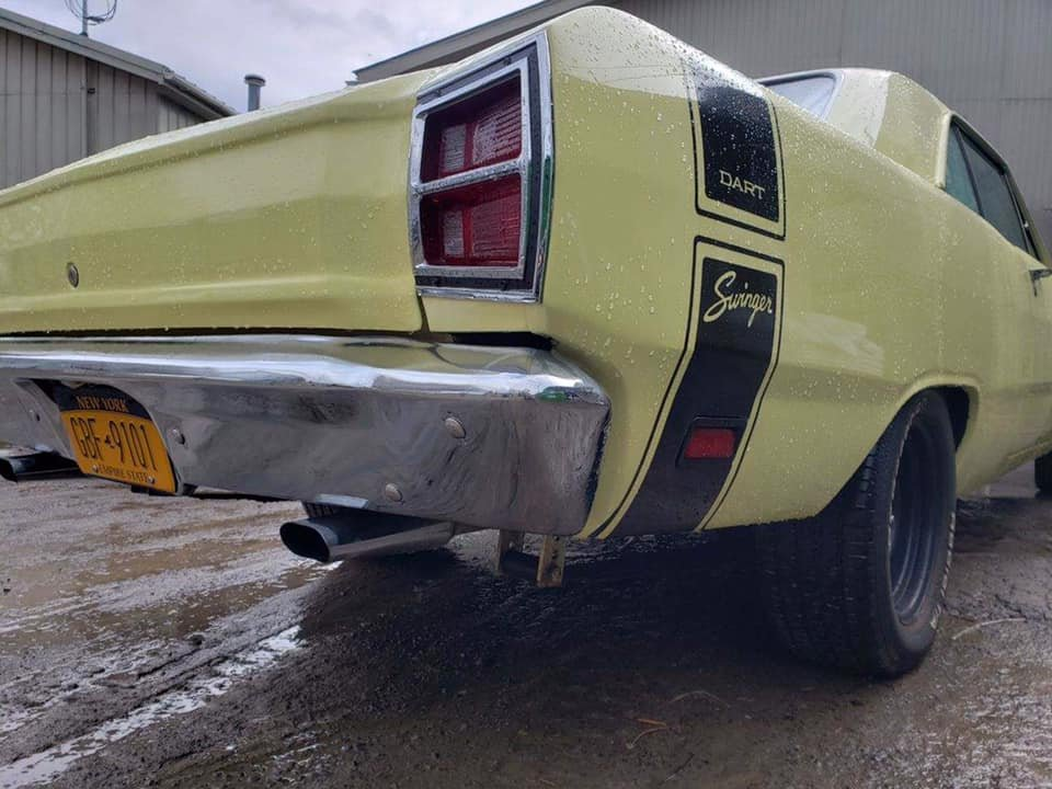 1969 Dodge Dart Swinger Clone (Perry, NY) $27,500 obo For Sale (picture 3 of 6)